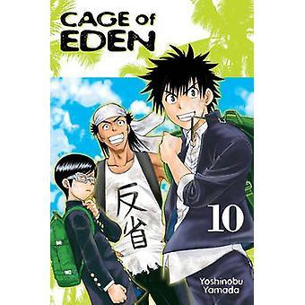 Cage of Eden 10 by Yoshinobu Yamada - 9781612622590 Book