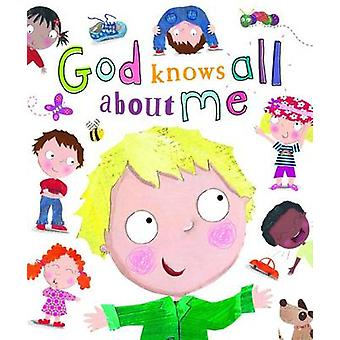 God Knows All About Me (Revised edition) by Claire Page - 97818602495