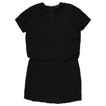 Maison Scotch zwart lichtgewicht jurken
