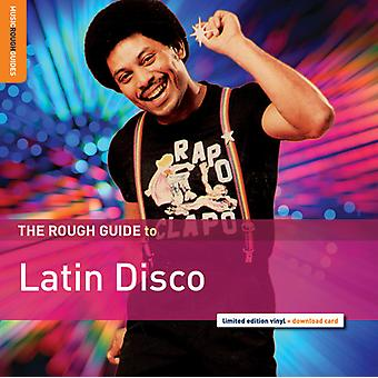 Rough Guide to Latin Disco - Rough Guide to Latin Disco [Vinyl] USA import
