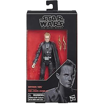 Star Wars Black Series figure-Dryden Vos