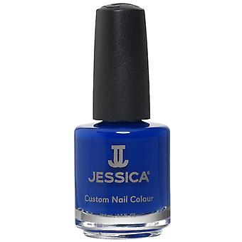 Jessica Nail Polish Truest Of Blue Collection - Blue Skies 14.8ml (930)