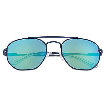 Sixty One Stockton Polarized Sunglasses - Blue/Blue-Green