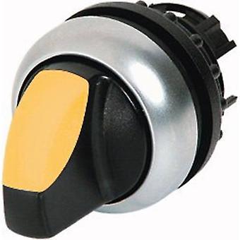 إيتون M22-WRLK-Y Pushbutton الأسود، الأصفر 1 pc (ق)