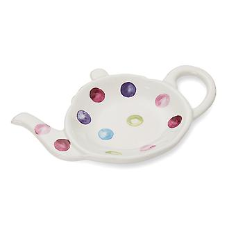 Cooksmart Spotty Dotty Teabag Tidy