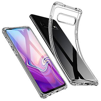 Samsung Galaxy S10 Lite-Transparent Mobile shell