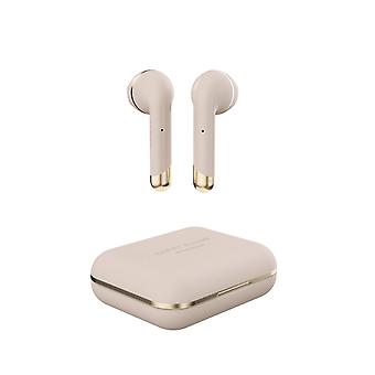 HAPPY PLUGS Air True Wireless-Headphones-Gold