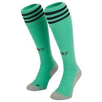 2019-2020 Real Madrid Adidas Third Socks (Green)