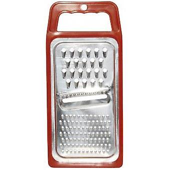 IMF Plastic Multi Grater Cerco Cm Inox 25X10,5 (Kitchen , Cookware , Cut , Graters)