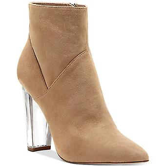 Jessica Simpson Womens Tarek Fabric Closed Toe Mid-Calf Fashion Boots