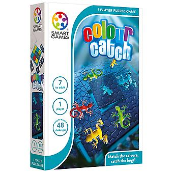 Jeu de Puzzle SmartGames Colour Catch One Player
