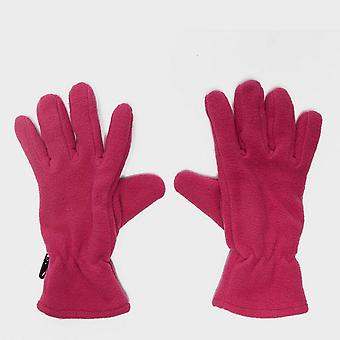 New Peter Storm Girl's Thinsulate Gloves Pink