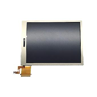 Lcd screen for nintendo 3ds 2012 bottom lower display panel replacement