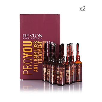 Revlon Pro You Anti-Hair Loss Treatment 6ml (12)