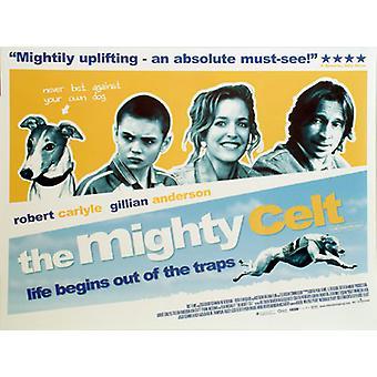 The Mighty Celt Original Cinema Poster (en)