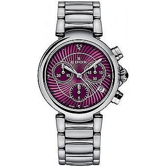 Edox Women's Watch 10220 3M ROIN Chronographs