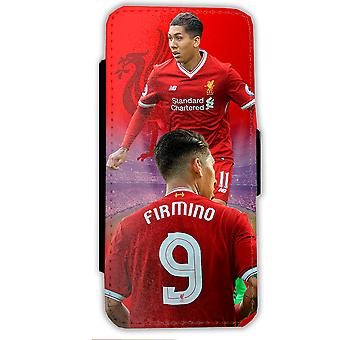 Samsung S8 Firmino Fall - Liverpool mobile Brieftasche