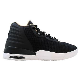 Nike Air Jordan Academy Black/White-Cool Grey-VCHTT TN 844520-012 Grade-School
