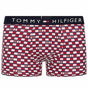 Tommy Hilfiger Original Trunk Blocks, Blue Indigo, Large