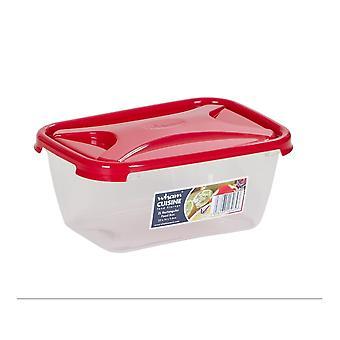 Wham Storage 2 Litre Rectangular Food Box