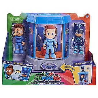 PJ maskers transformeren figuren Playset Catboy speelgoed