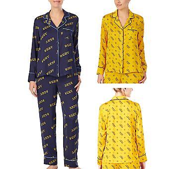 I AM DKNY Long Pyjama Set