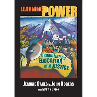 Learning Power : Organizing for Education and Justice