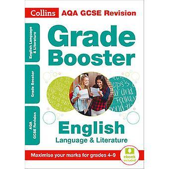 AQA GCSE 91 English Language And English Literature Grade B