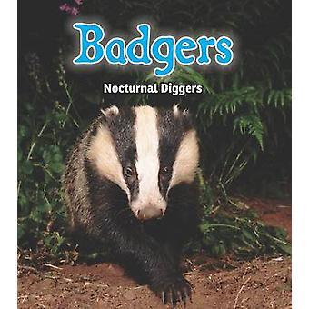 Badgers by Rebecca Rissman