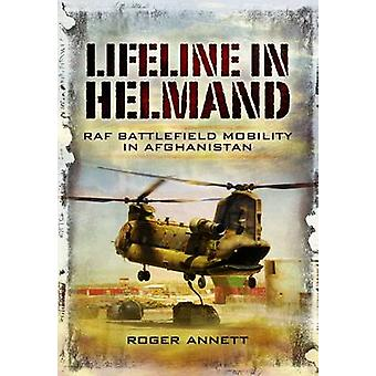 Rettungsleine in Helmland Raf Frontline Air Supply in Afghanistan 1310 Flight in Action von Roger Annett