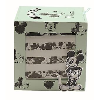 Box Cubotto mit Mickey Mouse Fotohalter