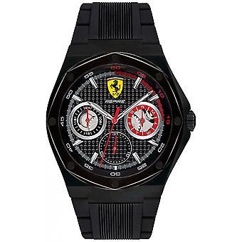 Se Ferrari 830538 - Multifunktion silikone sort mand