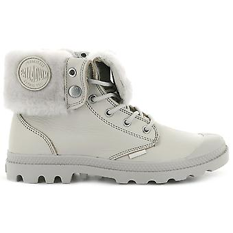 Palladium Baggy S W 96433-072-M Women's Boots Grey Sneakers Sports Shoes