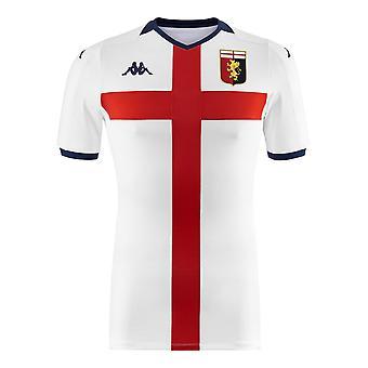 2019-2020 Genoa Kappa Third Shirt