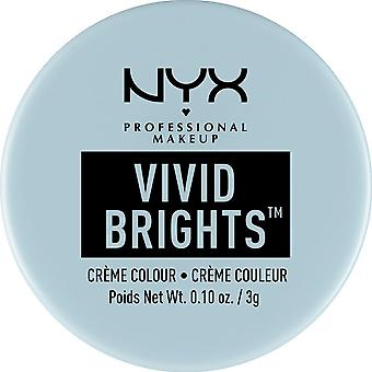 NYX Professional Makeup Vivid Brights Creme Colour, 3.0 g