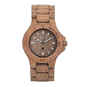 WEWOOD wooden strap Analog quartz ladies ' WW01009