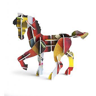 סוס טוטם 3 ד ' פאזל-גג סטודיו