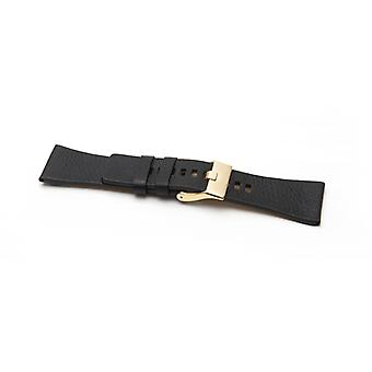 Authentic diesel leather watch strap for dz4197