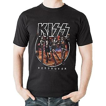 Kiss - Camiseta Destructora