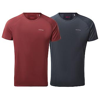 Craghoppers mens NL Kortärmad Baselayer T-shirt