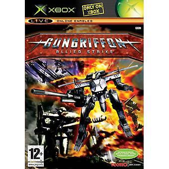 GunGriffon Allied Strike (Xbox) - Uusi