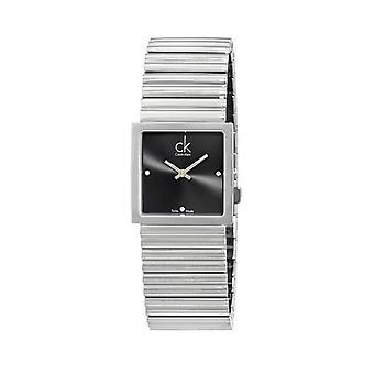 Calvin klein women's watch grey k5623