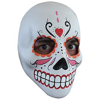 Deluxe Day of the Dead Catrina Mask