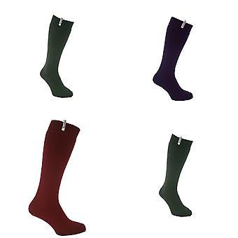 SockMine Welly Socks (Pack Of 3)
