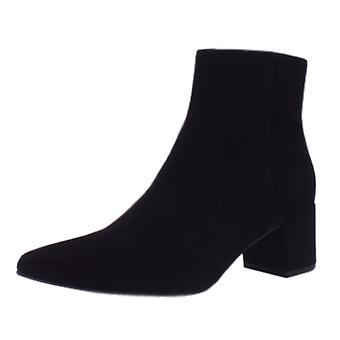 Högl 8-10 4912 Publicity Stylish Ankle Boots In Black Suede