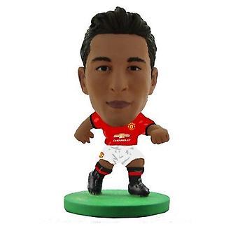 Soccerstarz Man Utd Matteo Darmian (2018) Home Kit