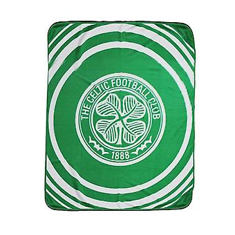 Celtic FC Pulse Fleece Blanket