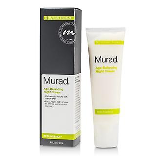 Murad Age-balancing Night Cream - 50ml/1.7oz