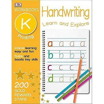 DK Workbooks - Handwriting - Printing - Kindergarten by DK Publishing -