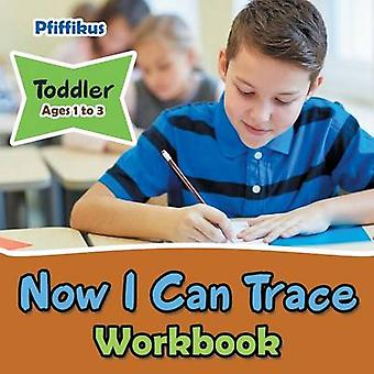 Now I Can Trace Workbook   Toddler  Ages 1 to 3 by Pfiffikus